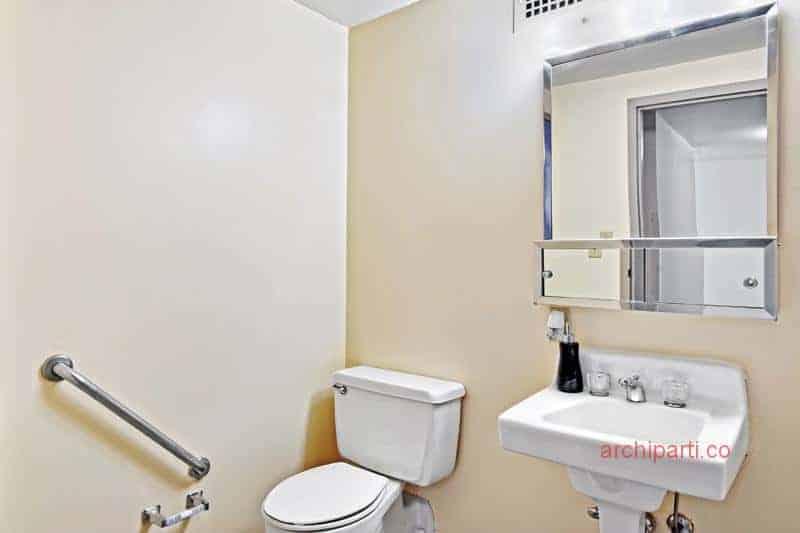 Designing for the Elderly bathroom