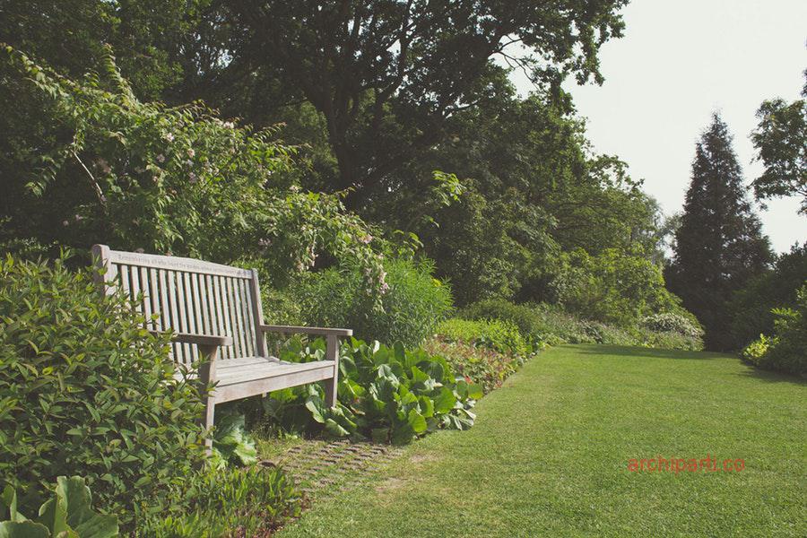 Designing for the Elderly garden