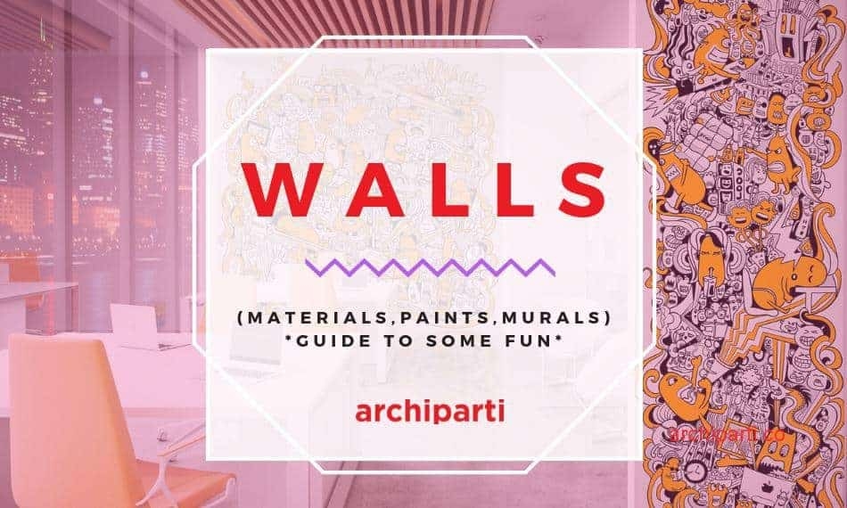 wall material types