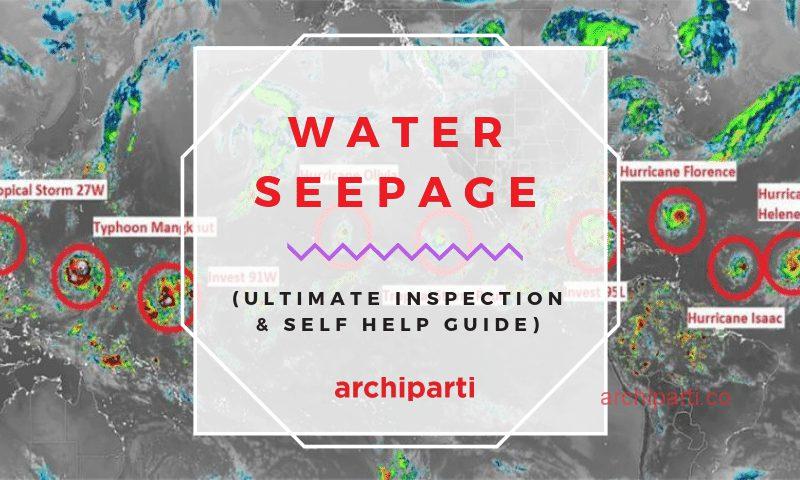 water-seepage